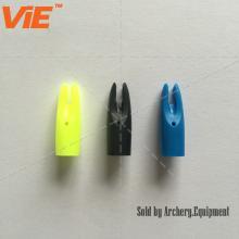 ViE Mutil-Color Overnock Outdoor Hunting Archery Internal Arrow Nocks Fit Diameter 6.9mm Shaft