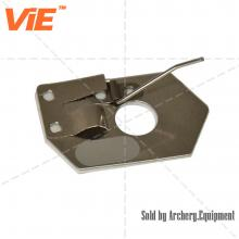 ViE Steel Archery Arrow Rest for Recurve Bow Fit Right Hand