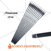 30 inch Target Hunting Arrow Aluminum Arrow with Replaceable Arrowhead Spine 500 for Recurve and Coumpond Bows