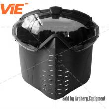 ViE Archery Face Mask for Shooting Archery CS Paintball Game