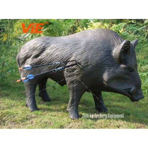 ViE 3D Archery Target Pig Hog Wild Boar Bow Crossbow Hunting Real Practice  Animal 2 Color