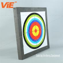 ViE 19 inch*19 inch 10 Ring EVA Archery Targets Recurve BOW Compound Bow Shooting Training and competition